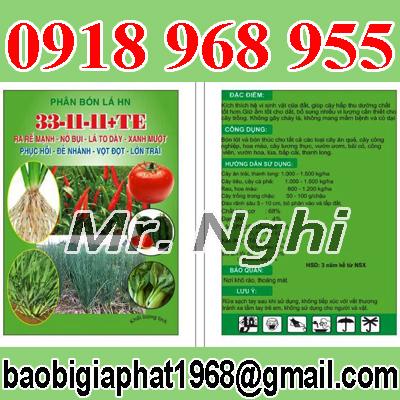 In túi phân bón| baobigiaphat.vn